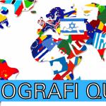 Geografi quiz: 51 Spørsmål og svar