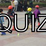 Quiz for barn: 6 til 7 år