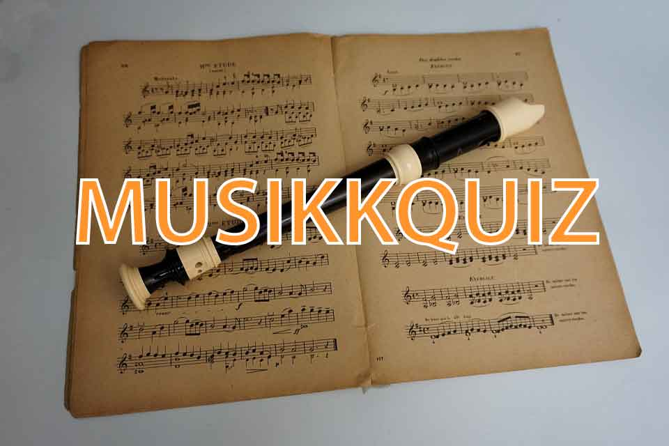 musikk quiz